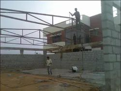 Concrete Frame Structures Industrial Building Construction Service, in Bengaluru