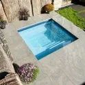 Jacuzzi Spa Constructed Tub