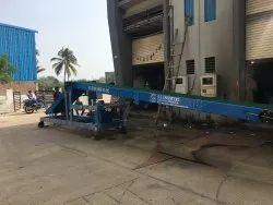 Mild Steel Truck Loading Unloading Conveyors