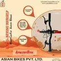 Amazon Kids BMX Series 16x1.75 (Red) / Children Bicycle / Baby Bicycle
