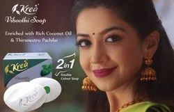 Krea 2 In 1 Viboothi Soap