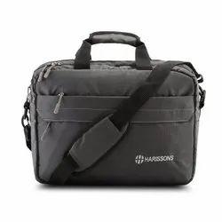 Harissons Sling Bag Jaunty 14l Work Laptop Messenger With Integrated Tablet Sleeve (15.6
