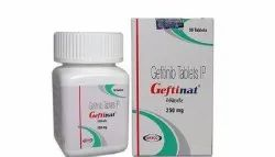 250mg Gefitinib Tablet IP, Prescription, Treatment: Non-small Cell Lung Cancer