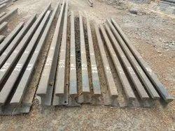 Mild Steel 90 LBS Rail Pole