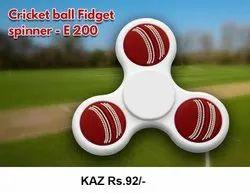 Cricket Ball Fidget Spinner