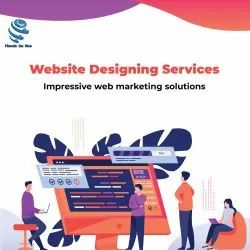 Website Designing Service, With 24*7 Support
