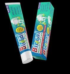24 Months Natural Original Flavour Curcumin Sugar Free Toothpaste, Liquid Gel, Packaging Size: 100 Grams
