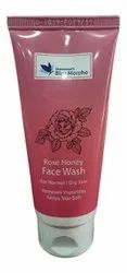 Rose Honey Face Wash, Cream, Age Group: Adults