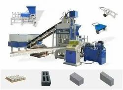 Fully Automatic Fly Ash Brick Making Machines