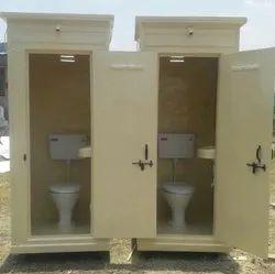 FRP Portable Executive Toilet