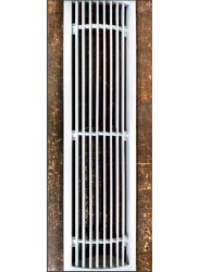 Air Grille Aluminium Curved Grill