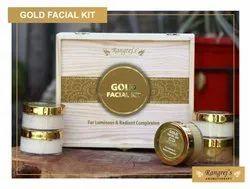 Radiant Glow Gold Facial Kit