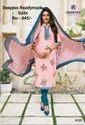 Cotton Punjabi Suits