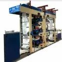 Flexographic Printing Machine 8 Color Auto Roll Changing Non Stop