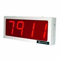 Large Display Pressure Indicator
