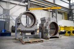 Hot Strip Mill Housing Linear Laser Measurement Services