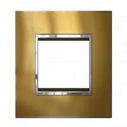 Gold Brass Arteor Square Plate