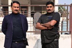 Male Personal Security Guard Service