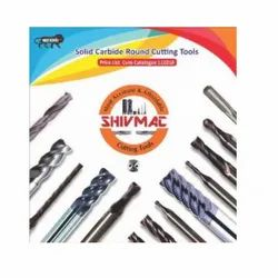 Solid Carbide Round Cutting Tool