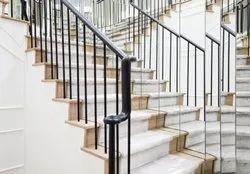 Mild Steel MS Staircase Railing