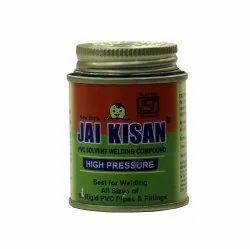 100 Ml Jai Kisan High Pressure PVC Solvent Welding Compound