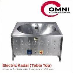 Omni Electric Table Top Kadai