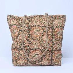 Printed Kalamkari Bag