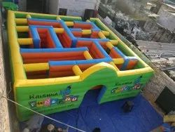 INFLATABLE PUZZEL GAME BOUNCE
