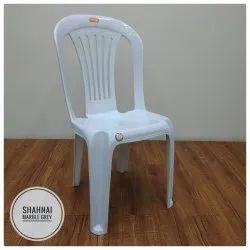 Mango Chairs Shahnai Plastic Armless Chair