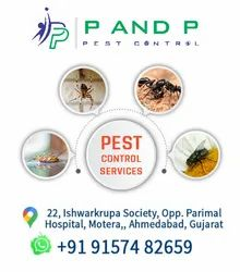GB SERVICE  For COCKROACH & ANTS