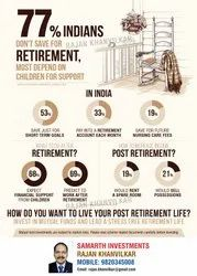 Mutual Funds Retirement Planning Services, Monthly