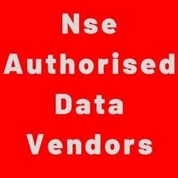 70 Iso9001 Nse Authorised Data Vendors
