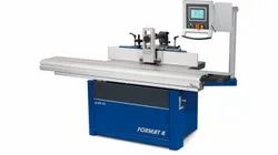 Format-4 Profil45z Tilting Spindle Moulder Machine, Automation Grade: Fully Automatic, 7.5 Hp (5.5 Kw)