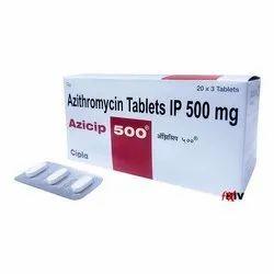 Azicip 500 Tablets
