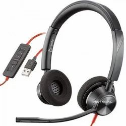 Poly Blackwire 3320 Binaural USB-A Headset