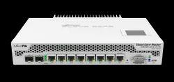 8 CCR1009-7G-1C-1S+ Mikrotik Cloud Core Router