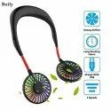 Portable Neckband Fan