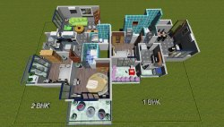 3D Floor Plan Services, In Mumbai
