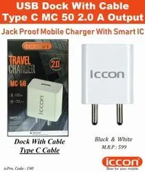 Iccon Travel Charger