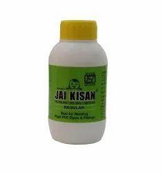 250 Ml Jai Kisan Regular PVC Solvent Welding Compound