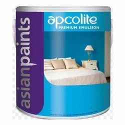 Soft Sheen White Asian Paints Premium Emulsion Paints, For Interior Walls