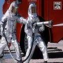 Male Large Fire Suit