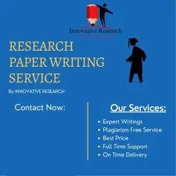 研究论文写作服务