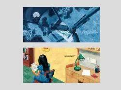 Illustration & Comic Book Design