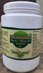 Chandarprabha Vati (GOLD), Prescription, Treatment: Urinary Tract Infection