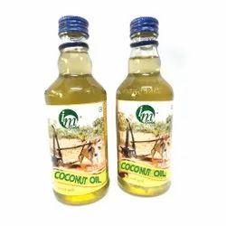 500 ML Bull Driven Cold Pressed Coconut Oil