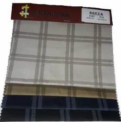 Simandhar Textile Unstitched Breza Barmuda Print Sattin Lycra Suiting Fabrics, Machine Wash
