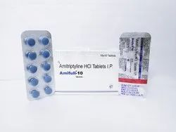 Amitriptyline Hydrochloride 10 mg Tablet