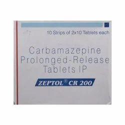 Zeptol Cr 200 Tablets
