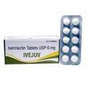 Ivejuv Ivermectin 6mg Tablets